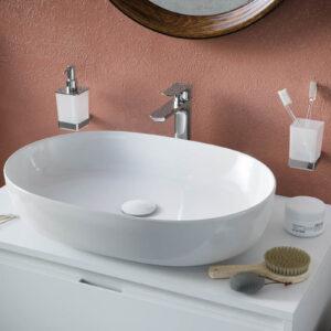Umywalka nablatowa JIMA 60