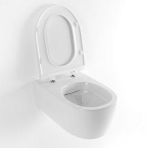 Bezrantowa miska wisząca WC Doto-Pure Rim