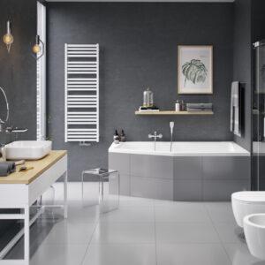 Grzejnik łazienkowy Horos 146