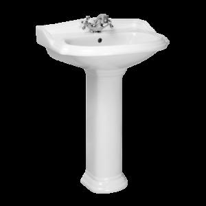 Umywalka stojąca Retro