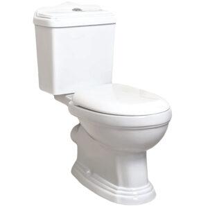 Kompakt WC Retro