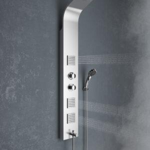 Panel prysznicowy z termostatem More Termo