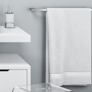 Wieszak na ręcznik pojedynczy 60cm Riko